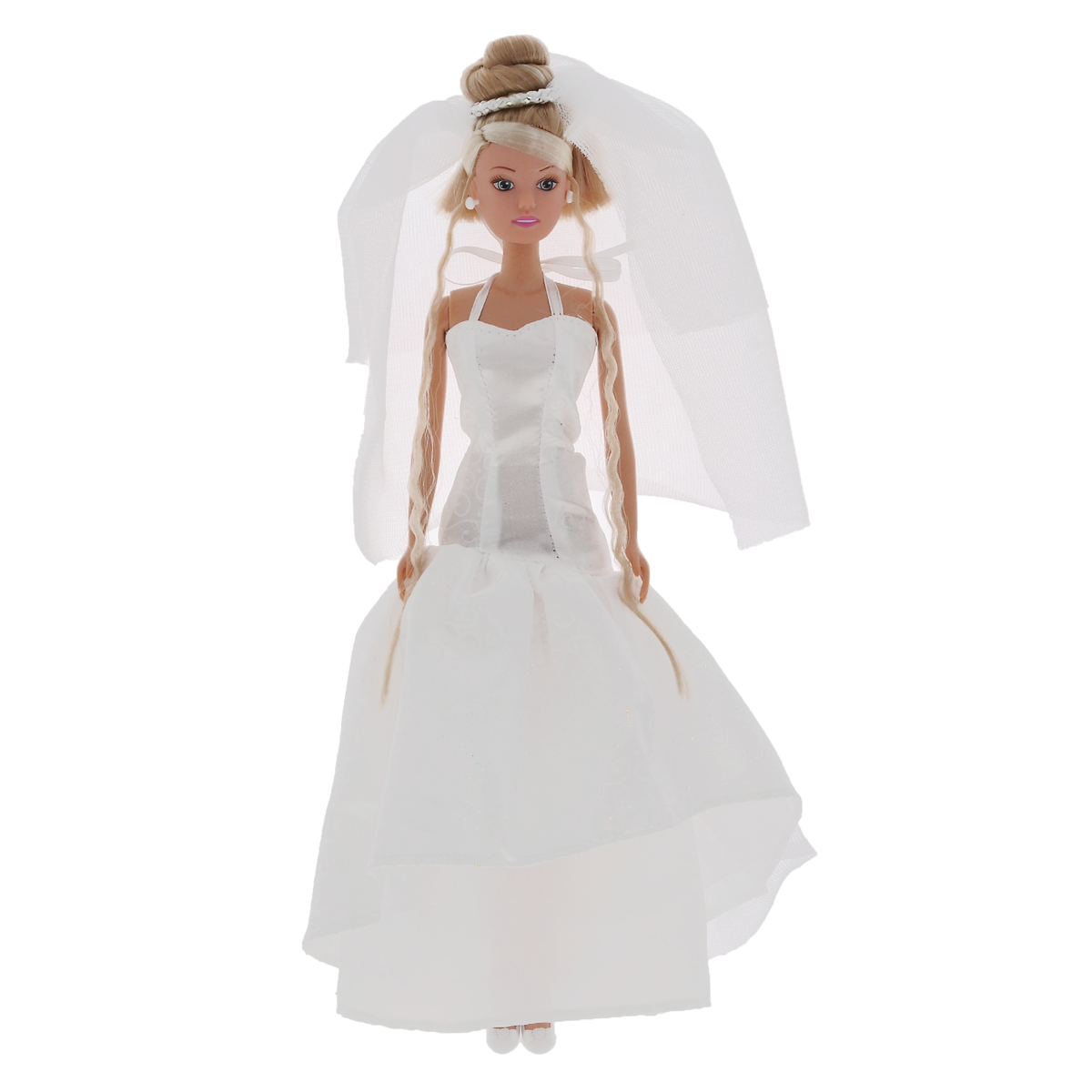 Simba Кукла Steffi Love Wedding simba игровой набор с мини куклой evi love fairy carriage