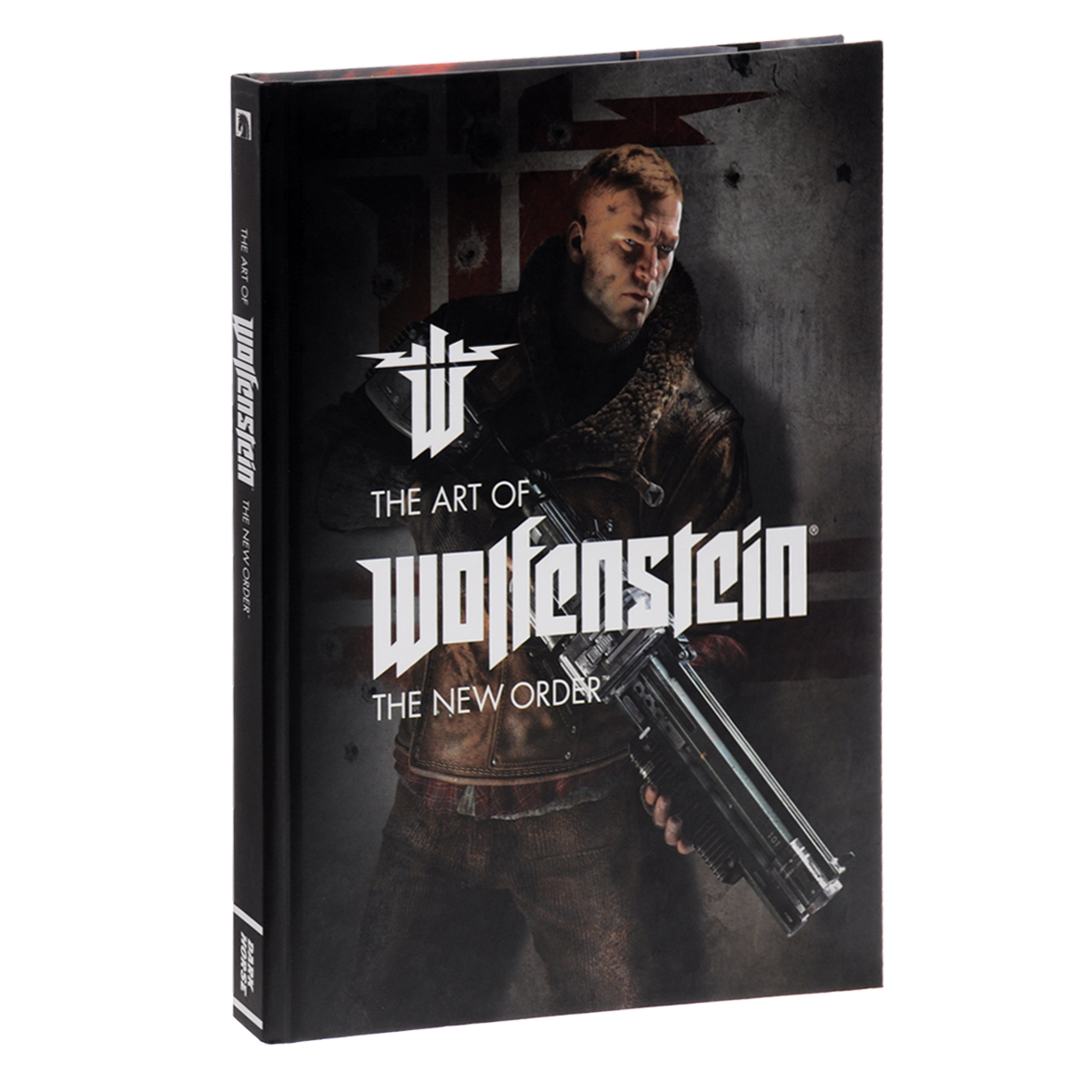 цена на The Art of Wolfenstein: The New Order