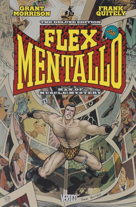 Flex Mentallo: Man of Muscle Mystery вейкборд liquid force wake park flex assorted 143