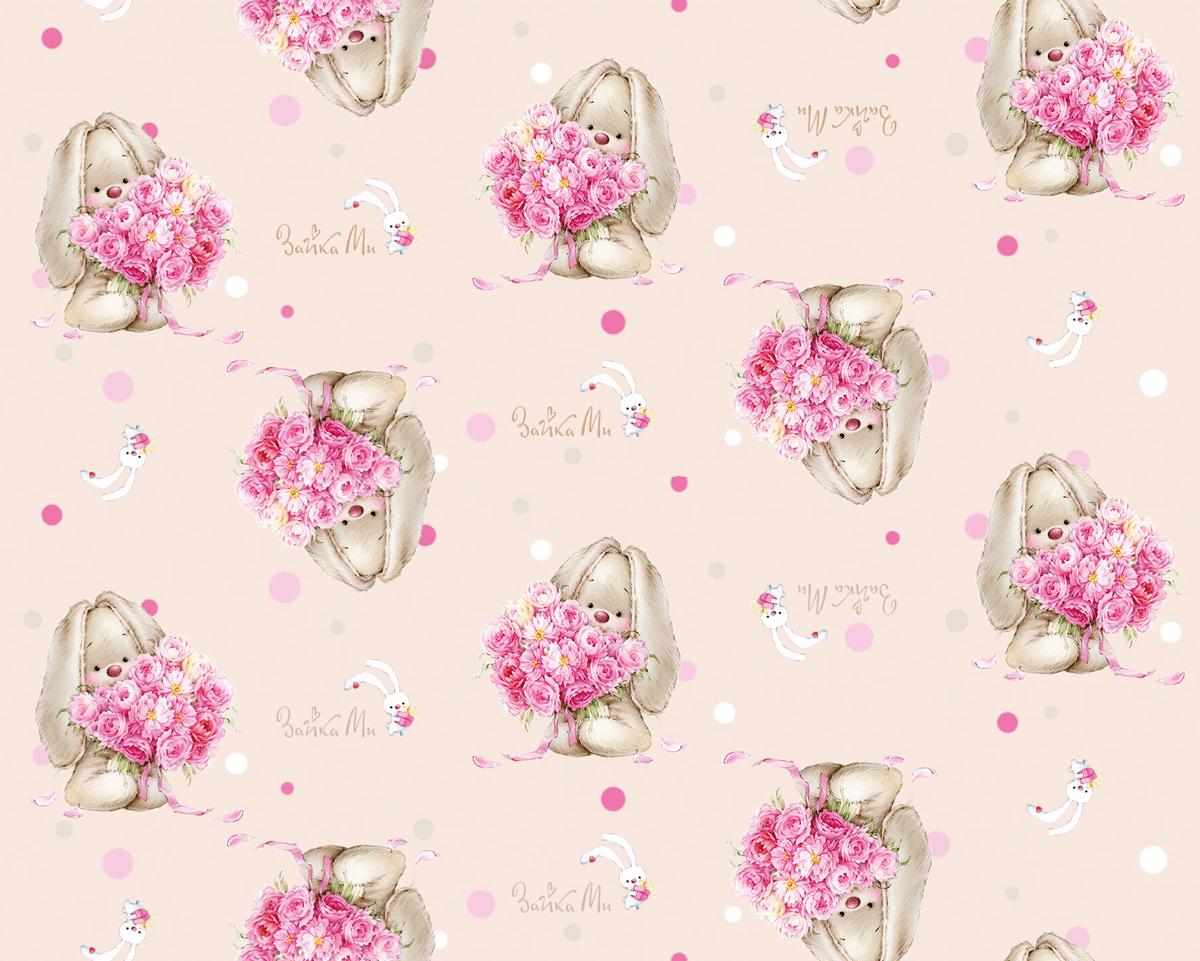 Плед флисовый Mona Liza Зайка с цветами, цвет: розовый, 150 см х 200 см520312Флисовый плед Mona Liza Disney Зайка с цветами украшен ярким красочнымрисунком, на котором изображена Зайка Ми. Этот мягкий плед вызовет у детей только позитивные эмоции. Выполненный из натурального флиса с использованием безопасных гиппоаллергенных красителей, плед не теряет формы и цвета после многочисленных стирок и не мнется.Плотность плетения ткани: средняя.Режим стирки: при 30°C.