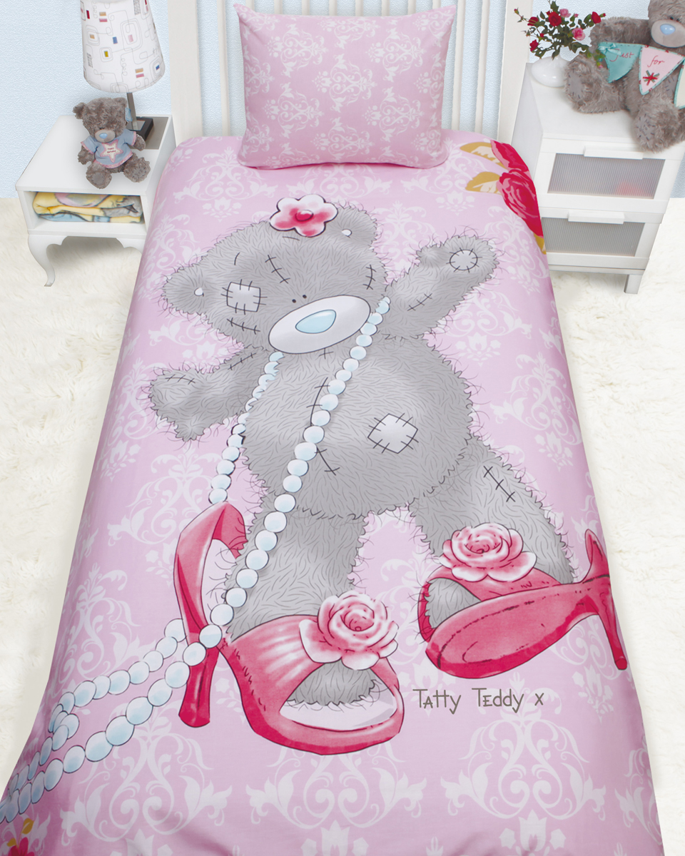 Mona Liza Комплект детского постельного белья Teddy модный 1,5-спальный521408Комплект детского постельного белья Mona Liza Teddy модный, состоящий из наволочки, простыни и пододеяльника, выполнен из натурального 100% хлопка.Такой комплект идеально подойдет для кроватки вашей малышки и обеспечит ей здоровый сон. Натуральный материал не раздражает даже самую нежную и чувствительную кожу ребенка, обеспечивая ему наибольший комфорт.Приобретая такой комплект постельного белья, вы можете быть уверенны в том, что ваш кроха будет спать здоровым и крепким сном.Уход: стрика 40°C, не отбеливать хлоросодержащими средствами, гладить при температуре не более 150°C, не подвергать химчистке, барабанная сушка при обычной температуре.