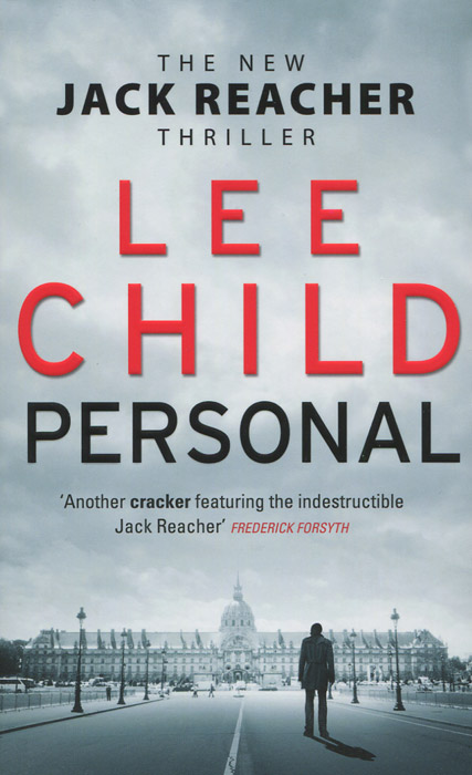 Personal Lee Child child l jack reacher never go back a novel dell mass marke tie in edition