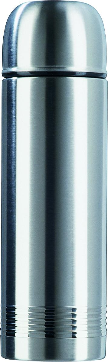 Термос Emsa Senator, цвет: серебристый, 1 л618101600Простая и гармоничная форма термоса Emsa Senator Class, выполненного из стали, удовлетворит желания любого потребителя. Термос оснащен герметичным клапаном и крышкой, которую можно использовать в качестве стакана, а благодаря системе высококачественной вакуумной изоляции он сохранит ваши напитки горячими или холодными надолго. Диаметр горлышка термоса: 5 см.Диаметр дна термоса: 8,5 см.Высота термоса (с учетом крышки): 29,5 см.Сохранение холодной температуры: 24 ч.Сохранение горячей температуры: 12 ч.