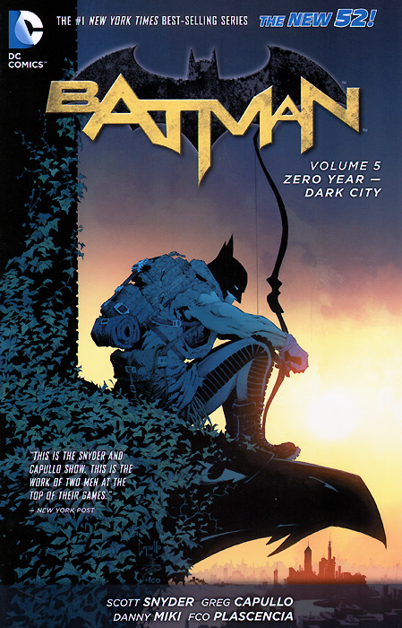Batman: Volume 5: Ze...