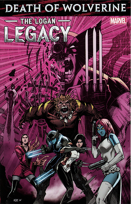 Death of Wolverine: The Logan Legacy wolverine and the x men volume 2 death of wolverine