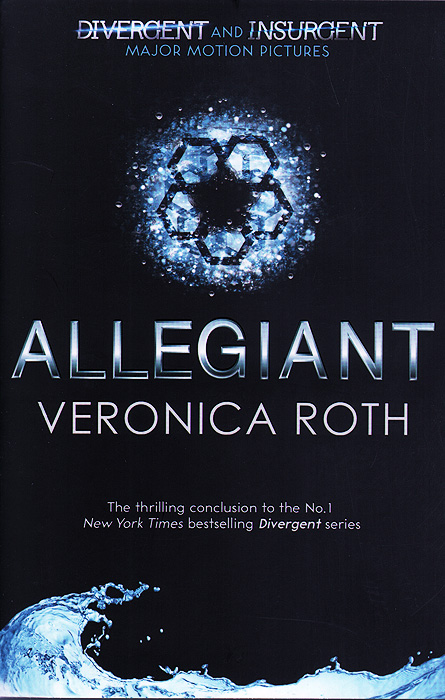 Allegiant what she left