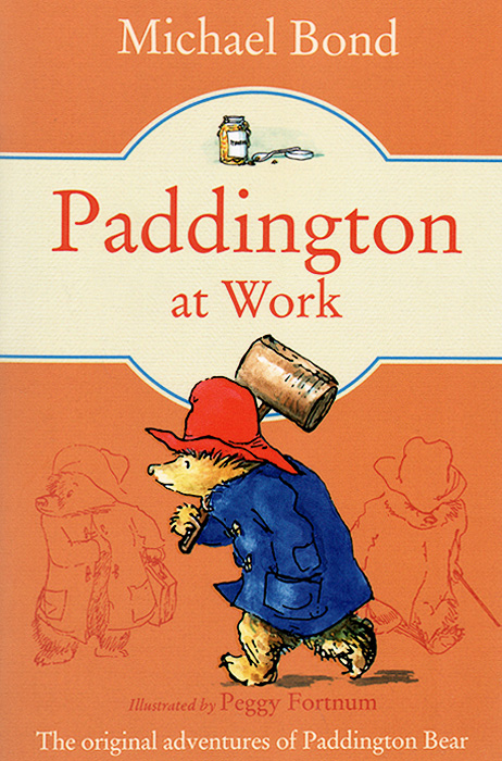 Paddington at Work paddington bear all day