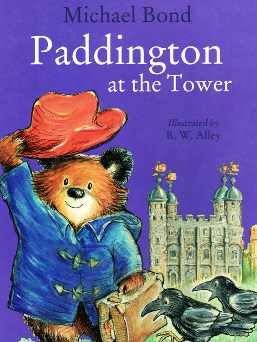 Paddington at the Tower irresistible