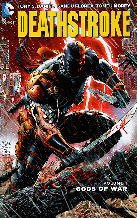 Deathstroke Volume 1: Gods of Wars all new invaders volume 1 gods and soldiers