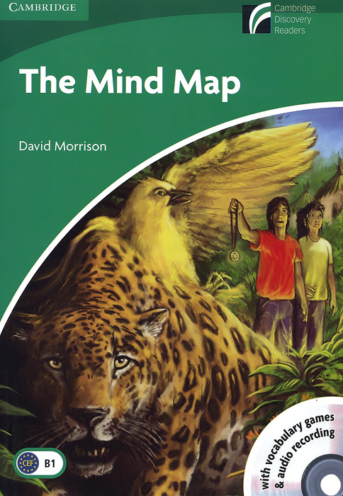 The Mind Map: Level 3 (+ CD, CD-ROM) panorama map of the belt and road chinese version 1380x980mm b