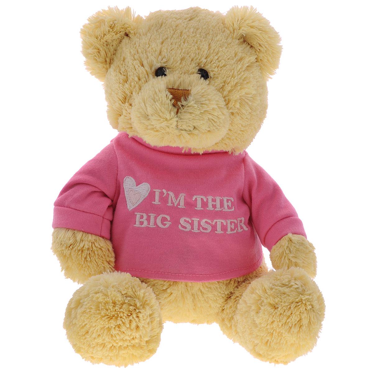 Мягкая игрушка Gund Big Sister, 29 см мягкие игрушки gund игрушка мягкая itty bitty boo daisy boo 12 5 см gund