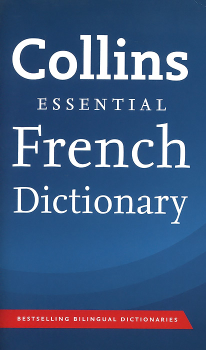 Collins French Essential Dictionary сумка ashwood brompton cyrus cyrus brown cognac
