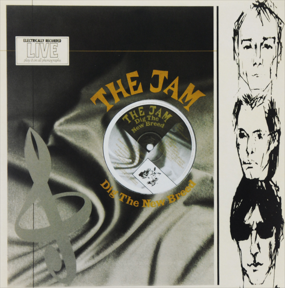 The Jam The Jam. Dig The New Breed the jam the jam compact snap