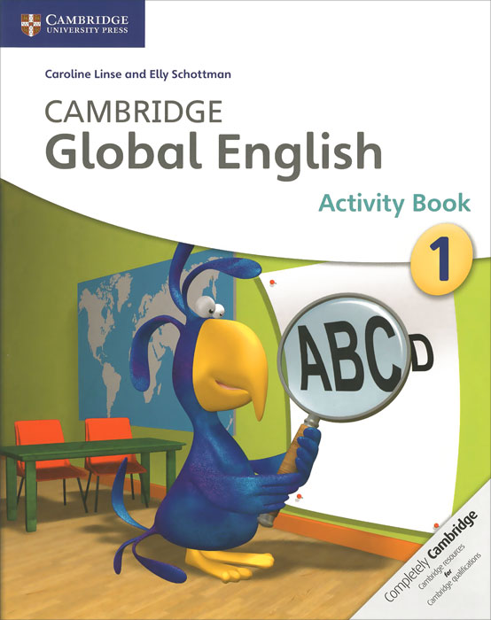 Cambridge Global English 1: Activity Book cambridge young learners english tests flyers 4 student s book