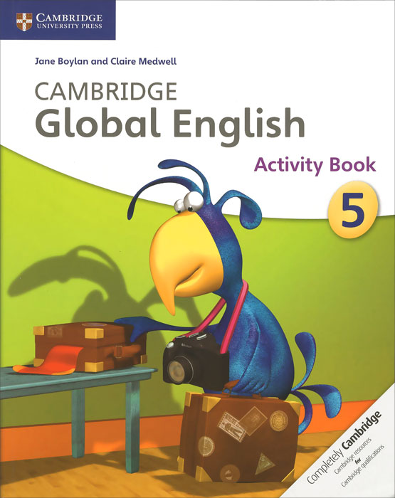 Cambridge Global English 5: Activity Book transformers a fight with underbite activity book level 4
