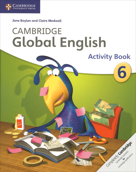 Cambridge Global English 6: Activity Book transformers a fight with underbite activity book level 4