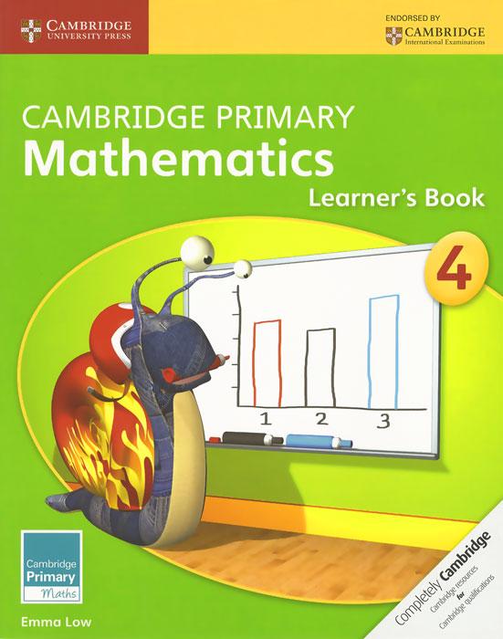 Cambridge Primary Mathematics 4: Learner's Book