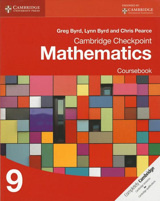 Cambridge Checkpoint Mathematics 9: Coursebook global elementary coursebook with eworkbook pack