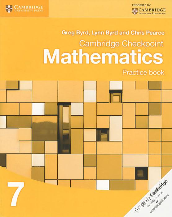 Cambridge Checkpoint Mathematics 7: Practice Book cambridge english empower advanced student s book c1