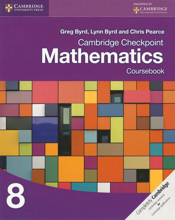 Cambridge Checkpoint Mathematics 8: Coursebook global elementary coursebook with eworkbook pack