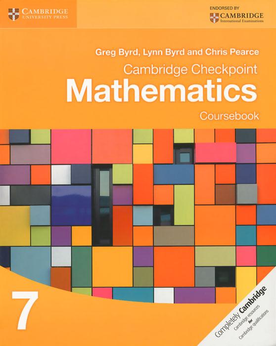 Cambridge Checkpoint Mathematics 7: Coursebook global elementary coursebook with eworkbook pack