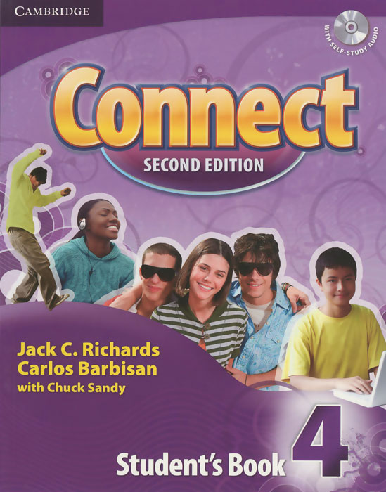 Connect 4: Student's Book (+ CD) learning english language via snss and students academic self efficacy