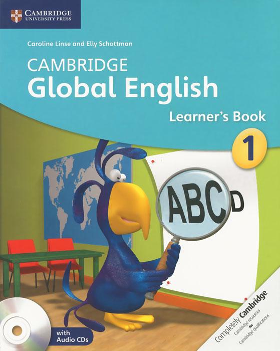 Cambridge Global English 1: Learner's Book (+ 2 CD)