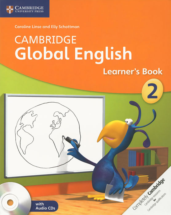 Cambridge Global English 2: Learner's Book (+ 2 CD) learning english language via snss and students academic self efficacy