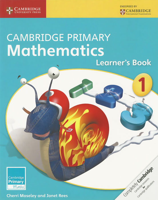 Cambridge Primary Mathematics 1: Learner's Book cambridge primary science 1 learner s book