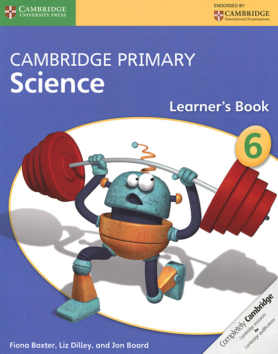 Cambridge Primary Science 6: Learner's Book cambridge primary science 1 learner s book