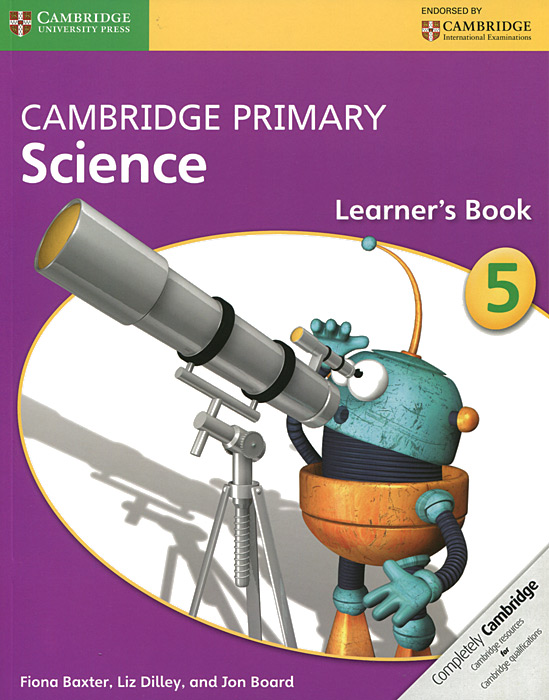 Cambridge Primary Science 5: Learner's Book cambridge primary science 1 learner s book