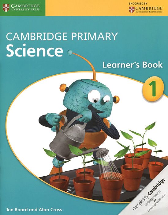 Cambridge Primary Science 1: Learner's Book cambridge primary science 1 learner s book