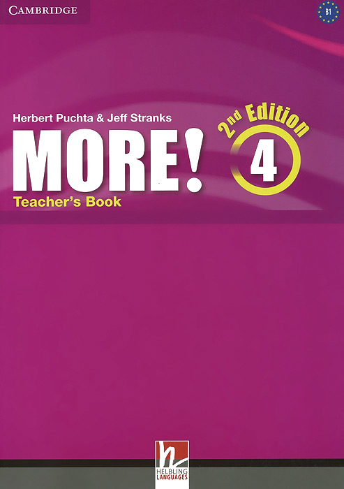 More! Level 4: Teacher's Book touchstone teacher s edition 4 with audio cd