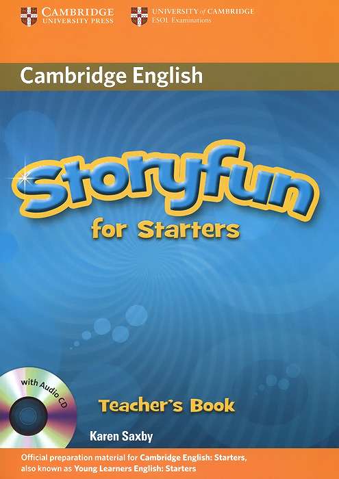 Фото - Storyfun for Starters: Teacher's Book (+ CD) agent based snort in distributed environment