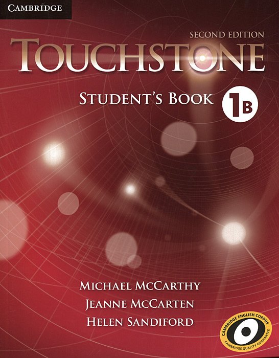 Touchstone 1B: Student's Book hewings martin thaine craig cambridge academic english advanced students book
