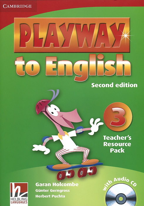 Playway to English 3: Teacher's Resource Pack (+ CD) english learning and teaching in taiwan