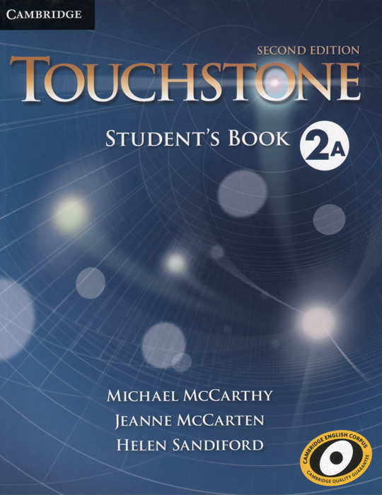 Touchstone 2A: Student's Book easy learning speak french with cdx2