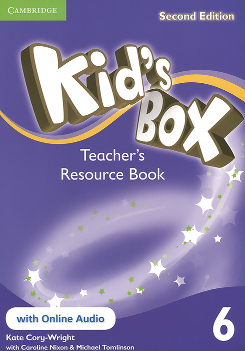 Kid's Box 6: Teacher's Resource Book with Online Audio cambridge english empower advanced student s book c1