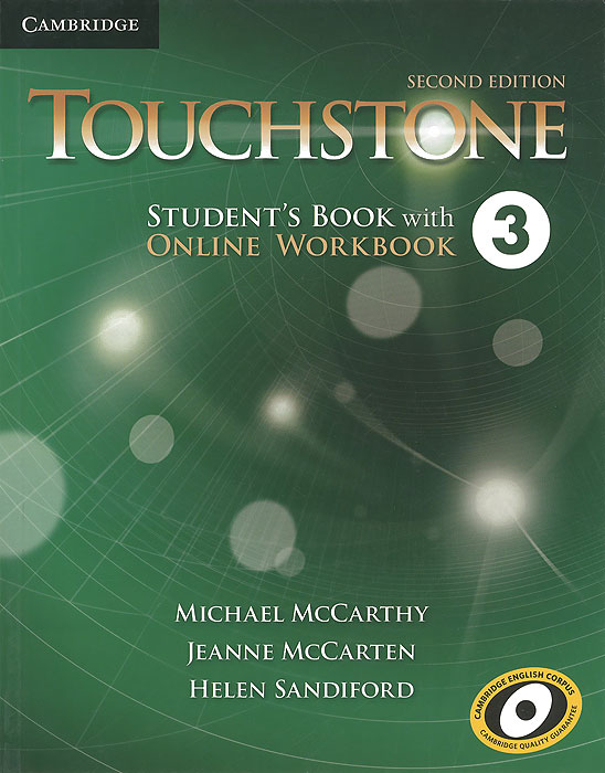 Touchstone 3: Student's Book with Online Workbook цветкова татьяна константиновна english grammar practice учебное пособие