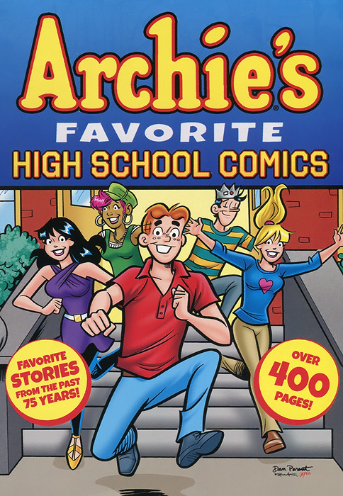 Archie's Favorite High School Comics the awakening and selected stories of kate chopin