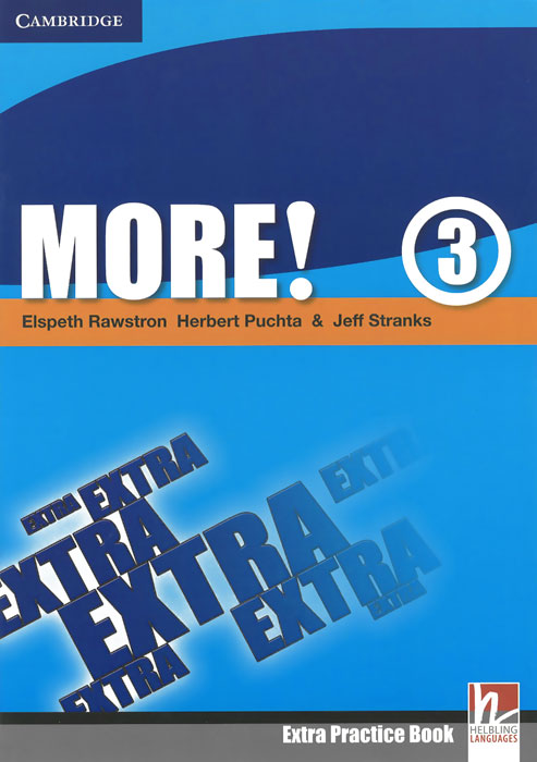 More! Level 3: Extra Practice Book achkasova n cambbridge reading level 2 becoming a reader teacher s book