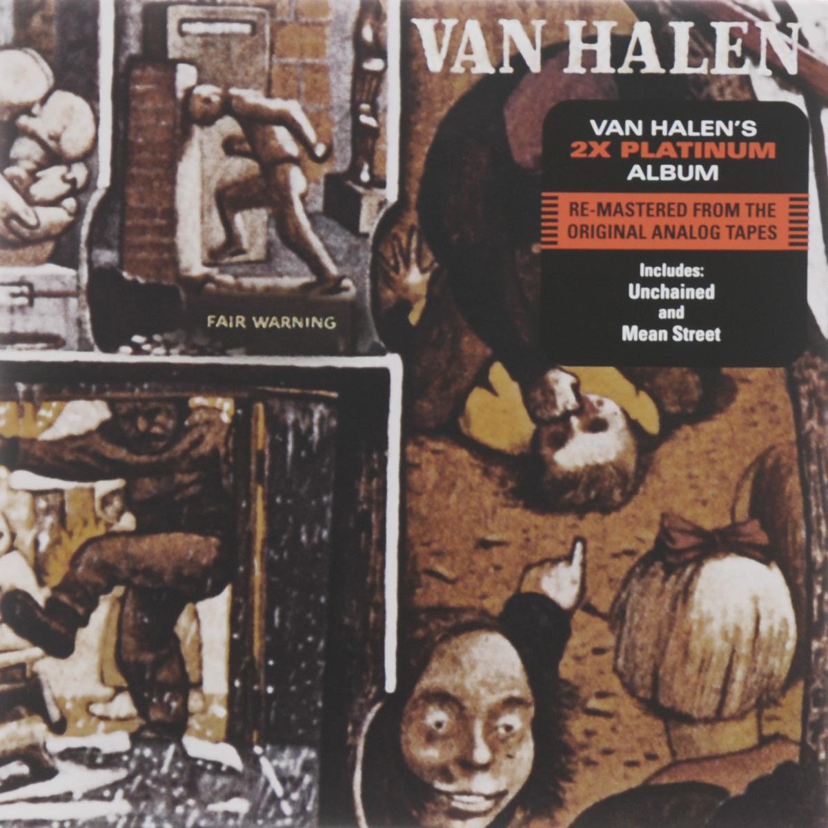 цена на Van Halen Van Halen. Fair Warning