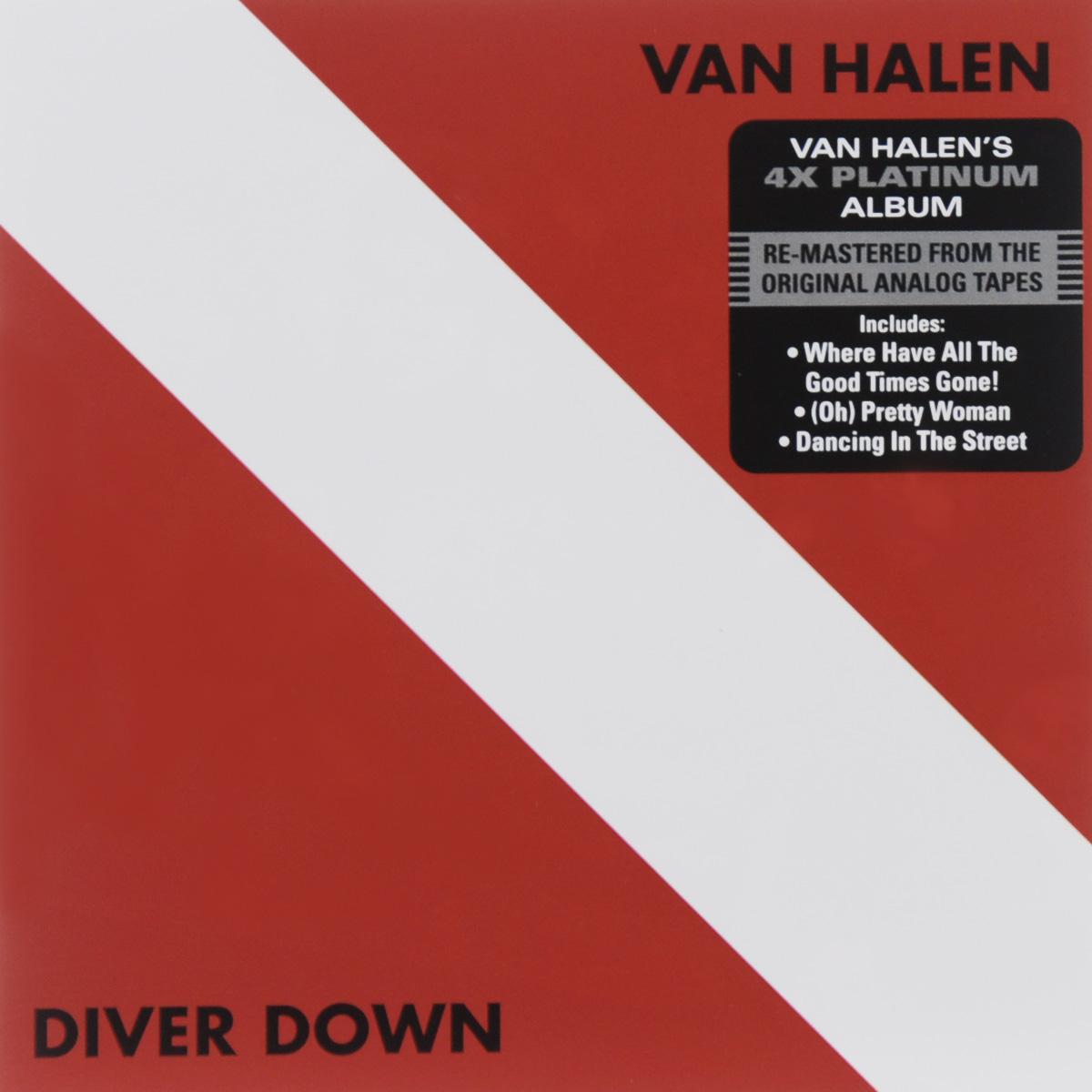 Van Halen Van Halen. Diver Down