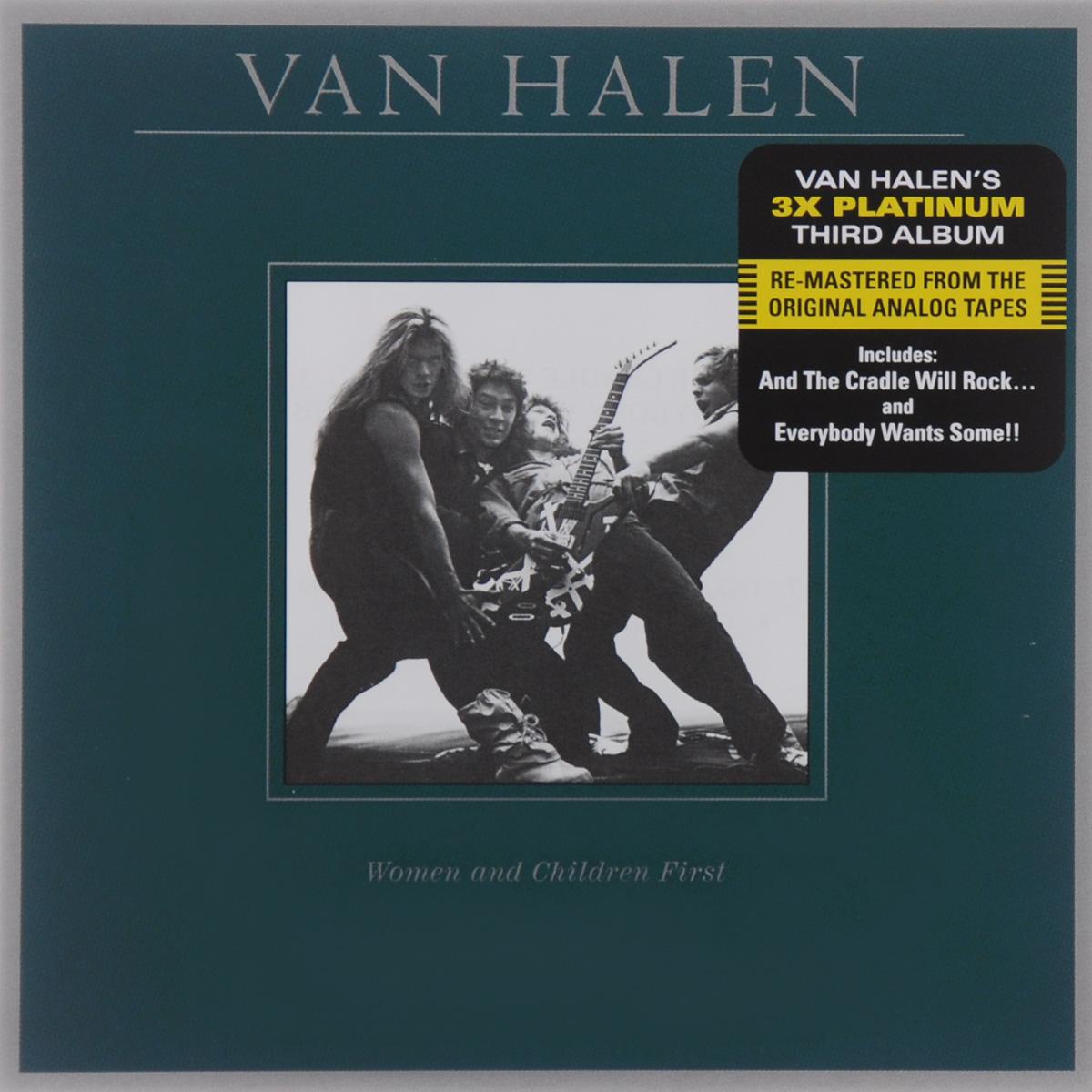 Van Halen Van Halen. Women And Children First