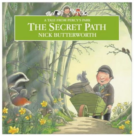 The Secret Path percy and the rabbit