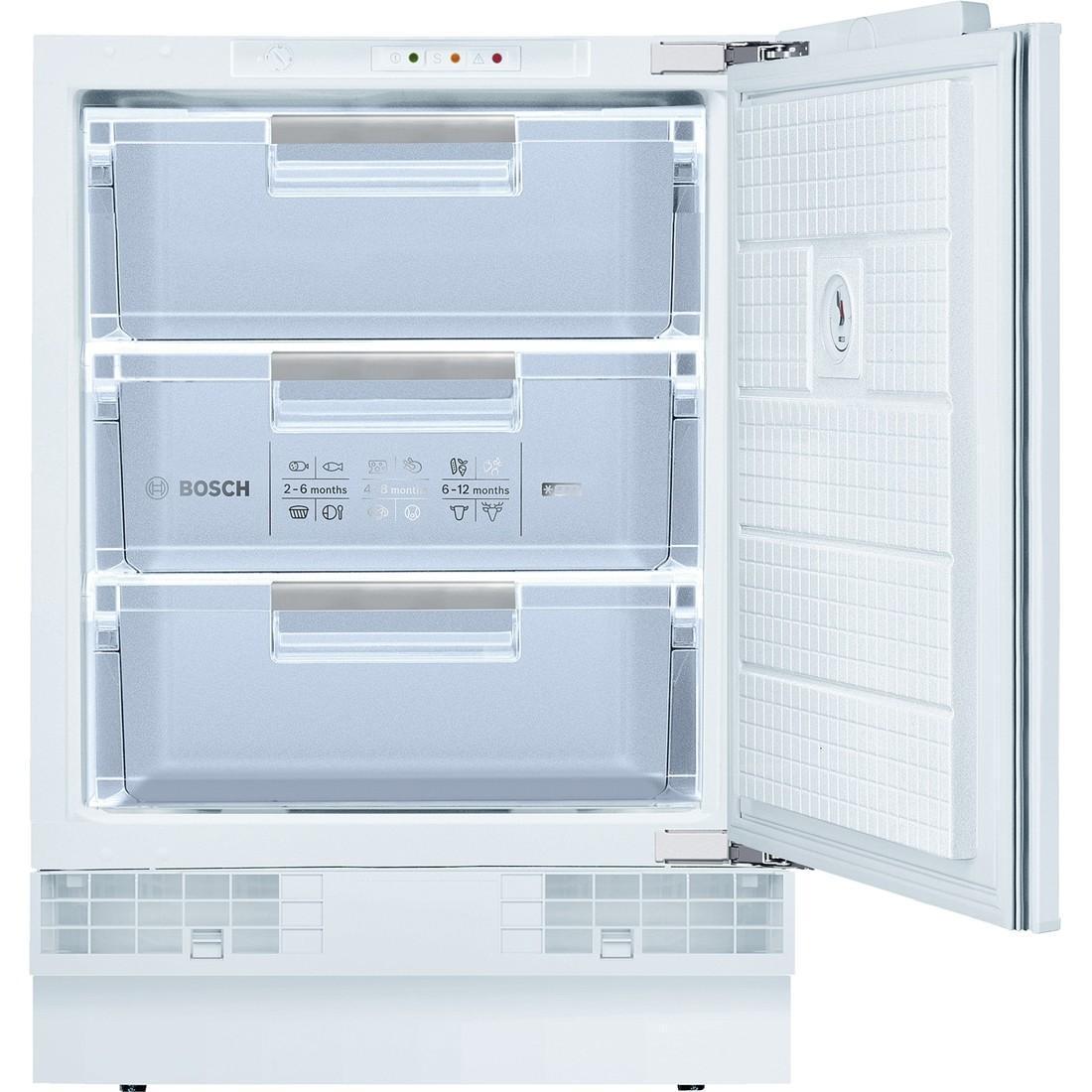 Bosch GUD15A50RU встраиваемый морозильник