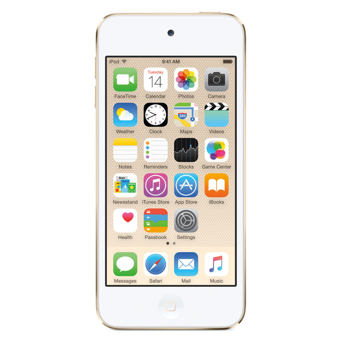 Apple iPod Touch 6G 64GB, Gold mp-3 плеер