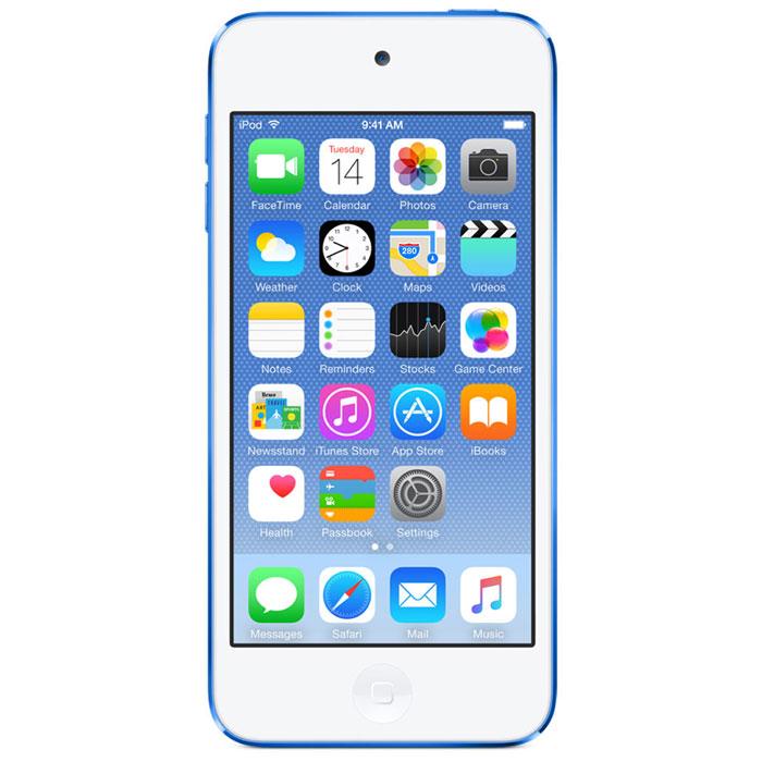 Zakazat.ru: Apple iPod Touch 6G 32GB, Blue mp-3 плеер