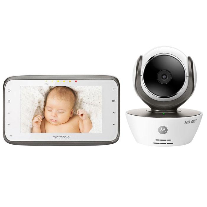 Видеоняня  Motorola МВР854 Connect  -  Безопасность ребенка