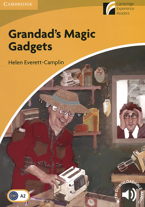 Grandad's Magic Gadgets: Level A2: Elementary/Lower-Intermediate: With Downloadable Audio a little trouble in amsterdam level 2 elementary lower intermediate